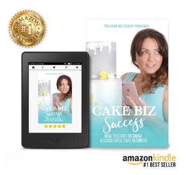 Success Coach - Testimonial - Cake Business Success